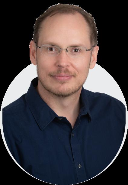 Headshot of Jon Rutledge
