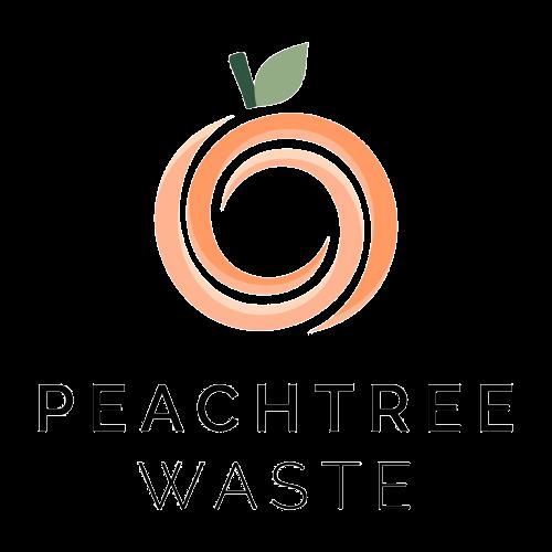Peach Tree Waste business logo