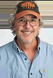 Headshot of Bill Bradley