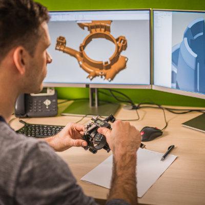 CAD designer.