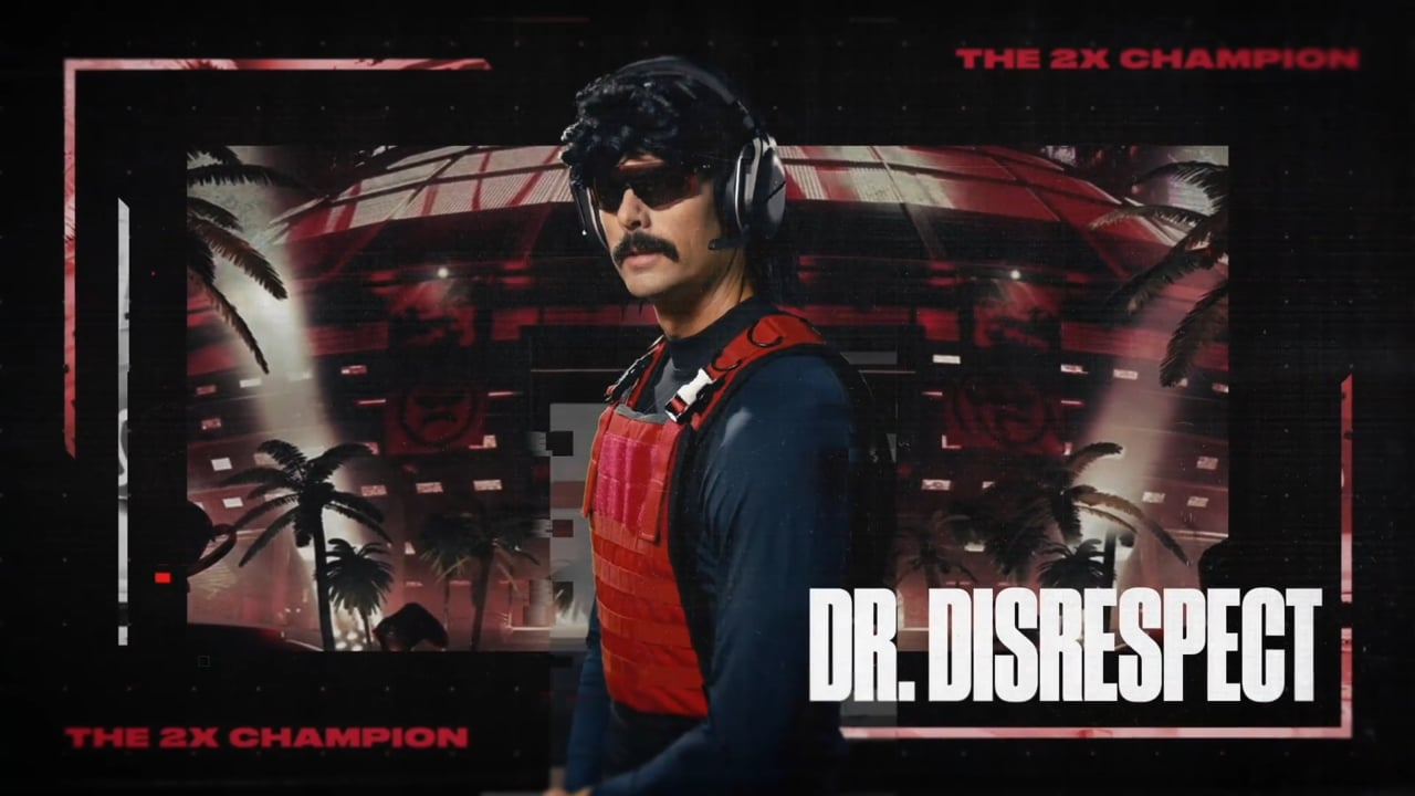 Dr Disrespect- The Sound of Victory