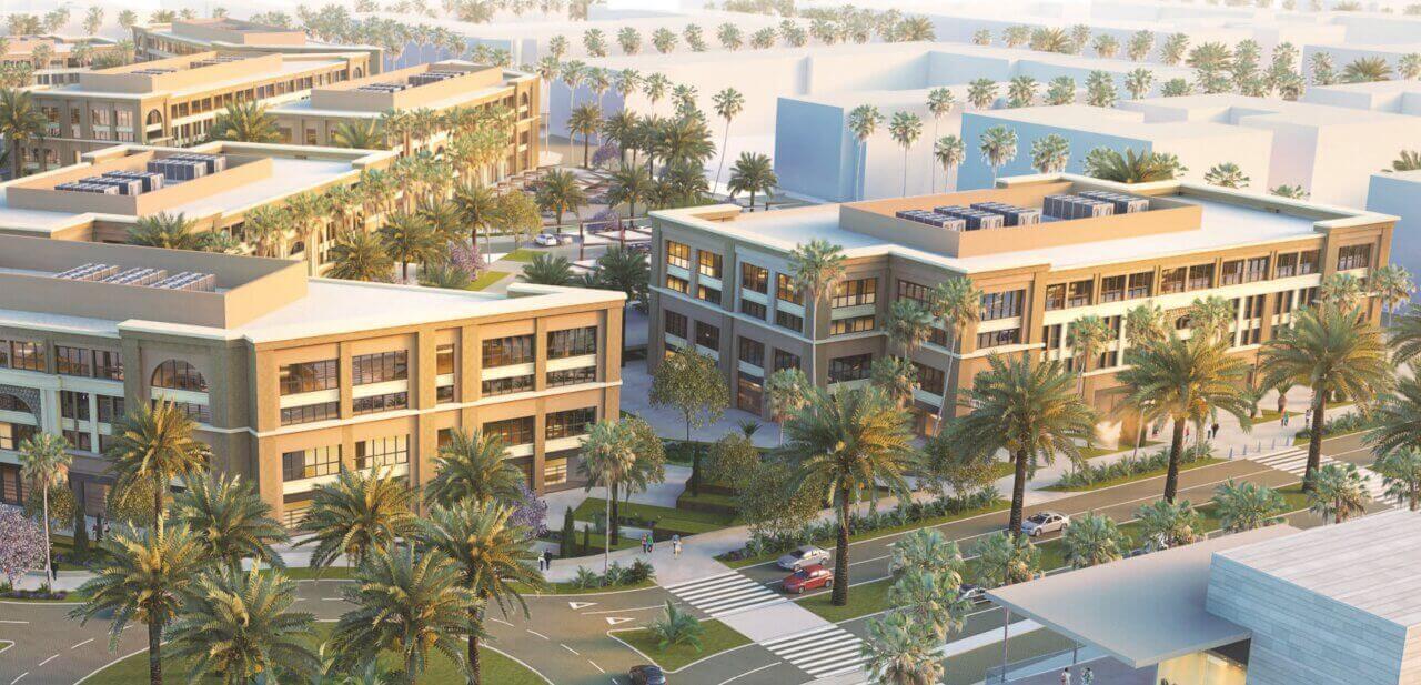 Mivida Business Park