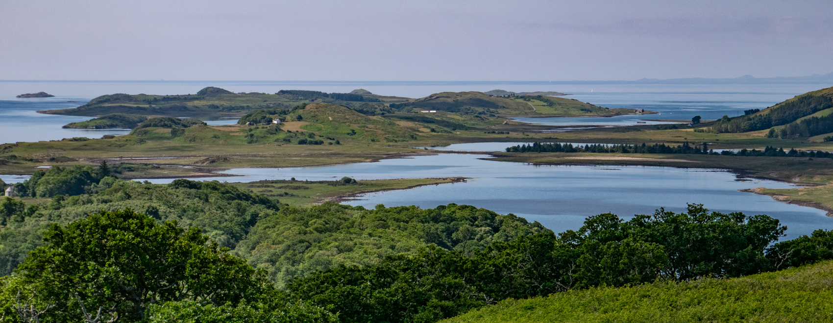 The heart of Argyll - perfect for the great outdoors on water or on land
