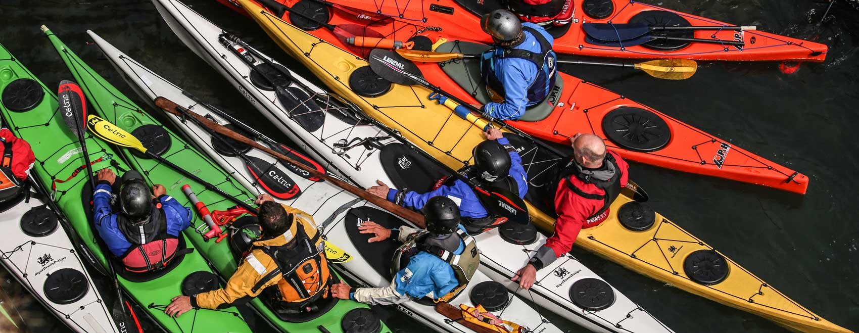 Karitek -Scotland's dealer for sea kayaks by SKUK by Nigel Dennis, Rockpool, P&H and more