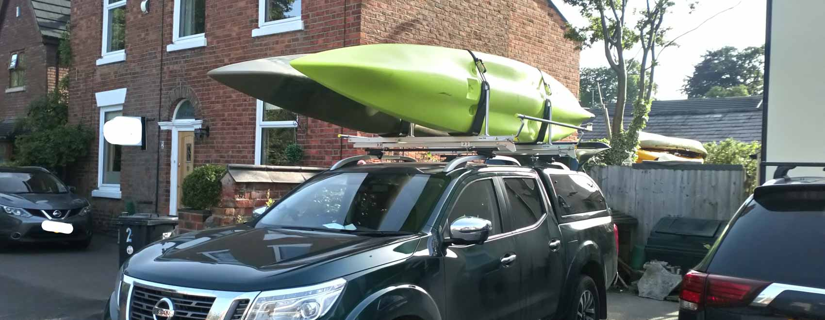 Karitek - all the kayaking gear to get you here!