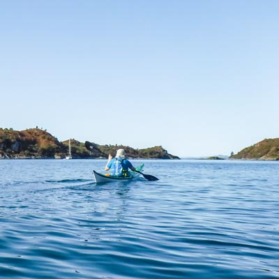 Sea kayak rental from our base at Ardrishaig in beauiful mid-Argyll.