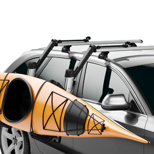 Thule roof racks for kayaks, canoes, SUPs, SOTs and more