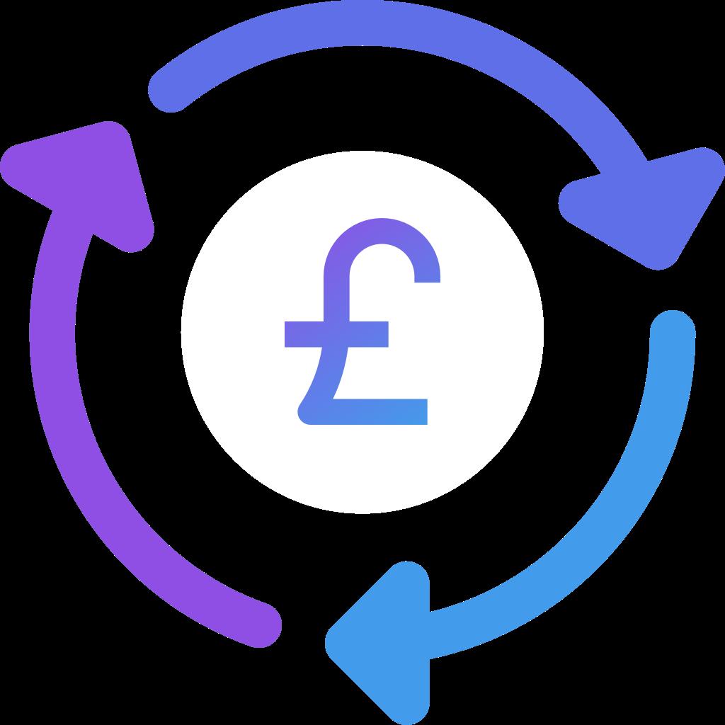 Transactions - money circle