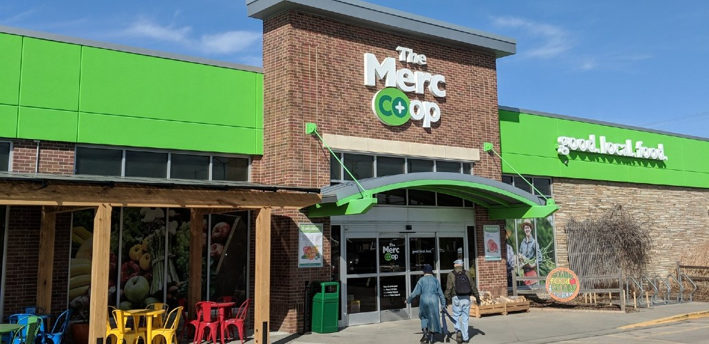 Shop at The Merc this August & support kids in foster care