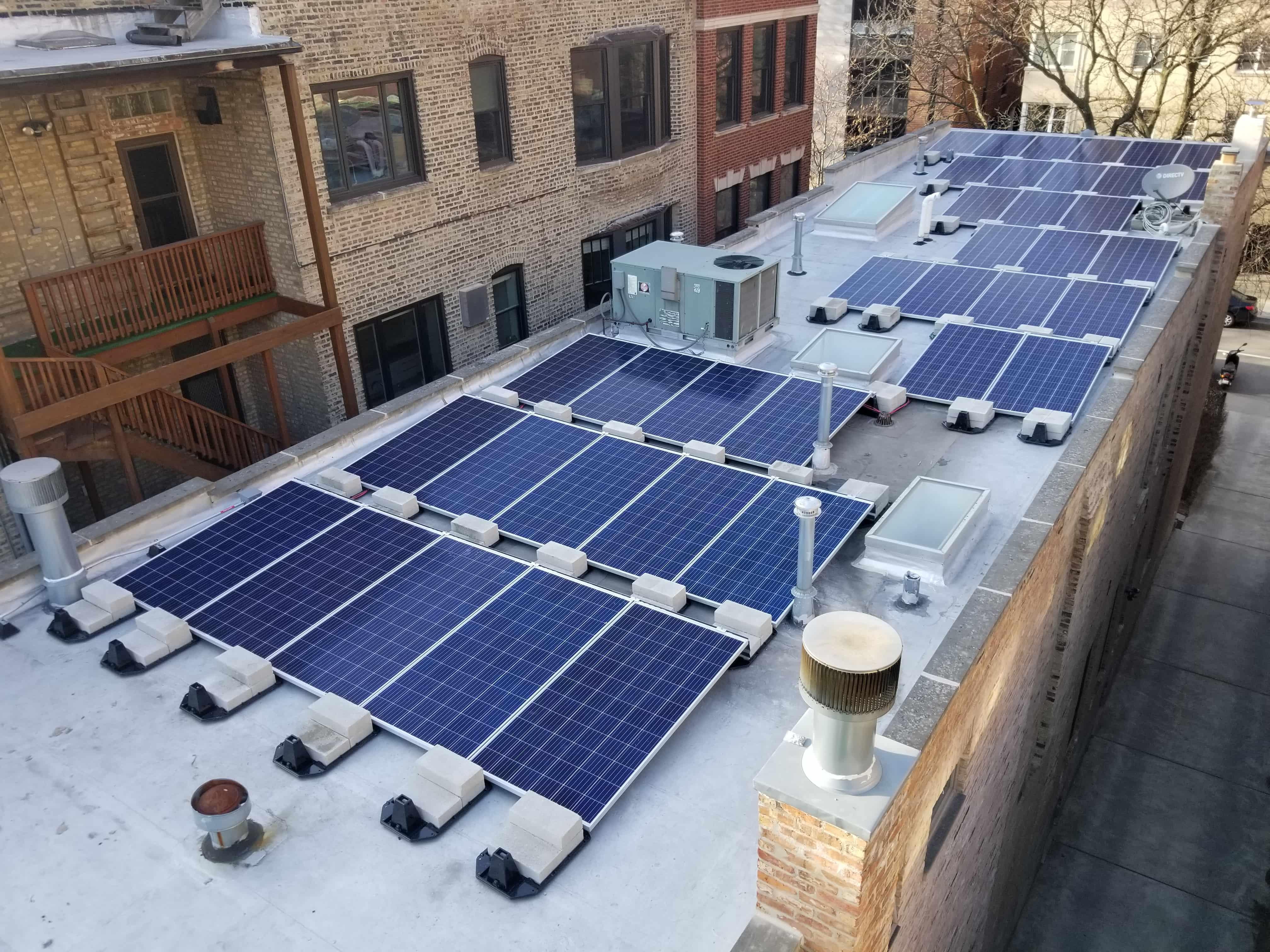 9 kW Rooftop