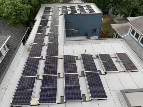 13 kW Rooftop