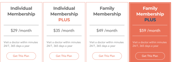 family healthcare plans Antidote Health