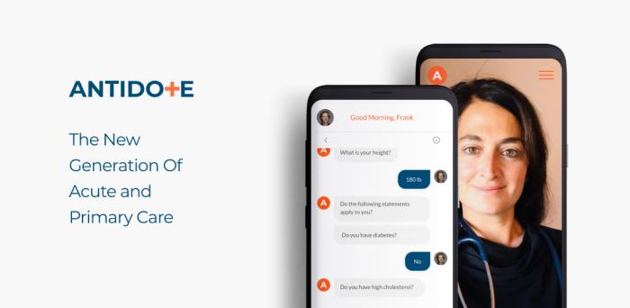 Antidote Health app