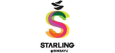Starling @ Rimbayu logo
