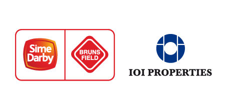 Sime Darby Brunsfield and IOI Properties logo