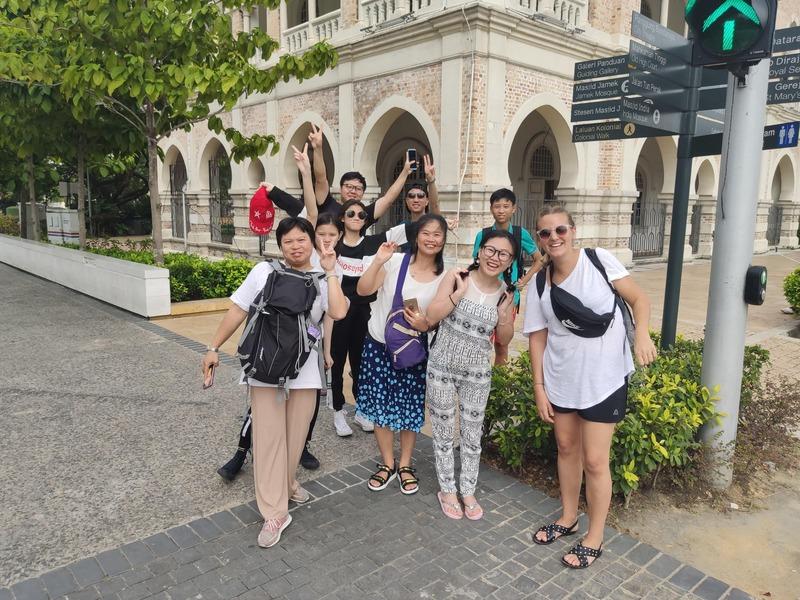 Notre rencontre avec des touristes chinois lors de notre voyage en Malaisie