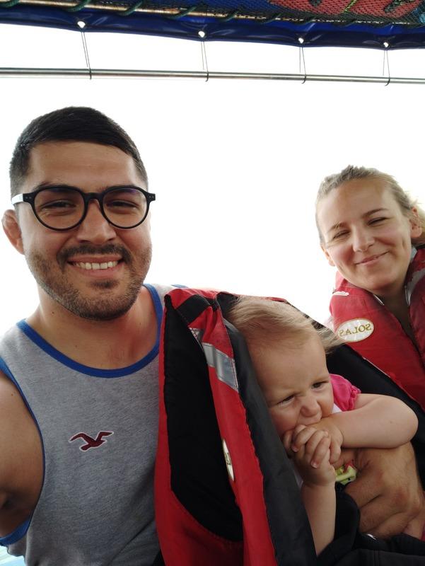 En bateau direction les Îles Perhentian recit voyage malaisie