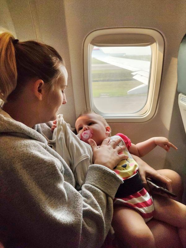 En avion avec bébé direction Kota Bharu recit voyage malaisie