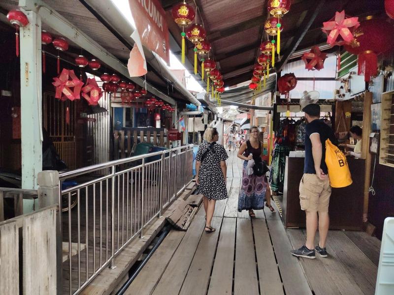 Clan Jetties de Penang recit voyage malaisie