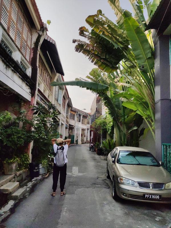Dans les rues de Penang recit voyage malaisie