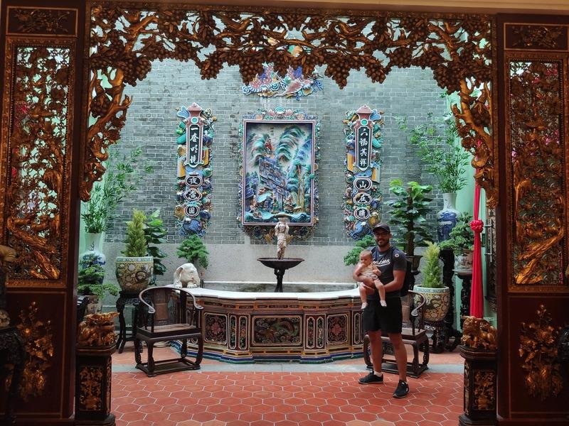 Manoir Pinang Peranakan à Penang recit voyage malaisie