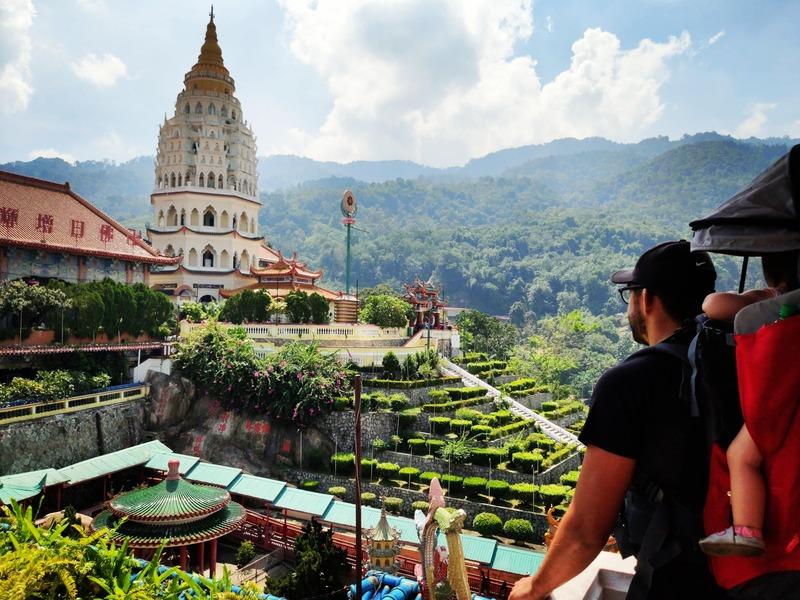 Temple Kek Lok Si recit voyage malaisie
