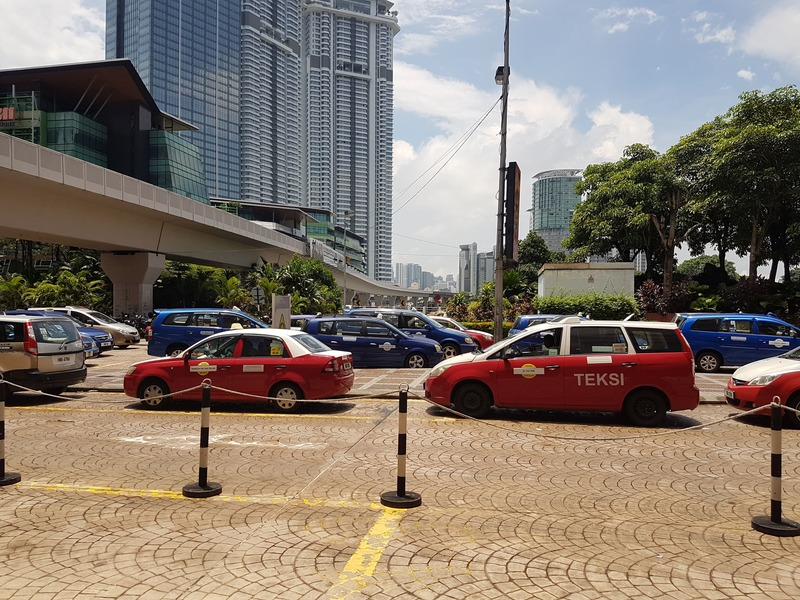 Taxi en malaisie conseils aux voyageurs