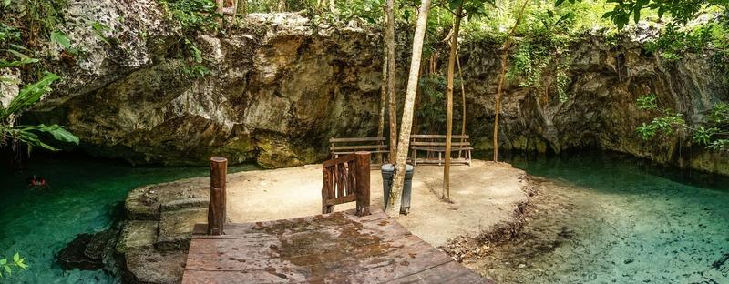 Gran Cenotre proche de Tulum à faire