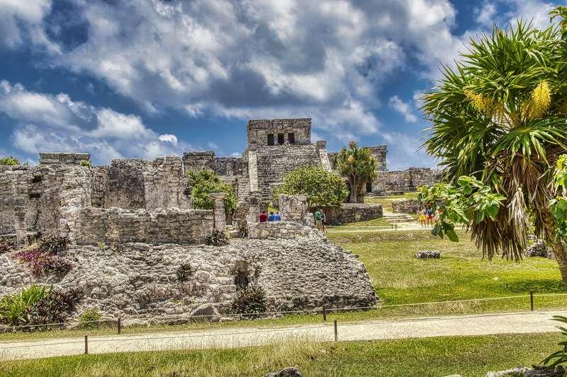 Ruines de Cozumel à faire près de Tulum