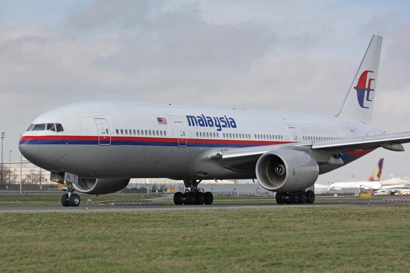 Un avion avant le décollage pour vol intérieur en Malaisie