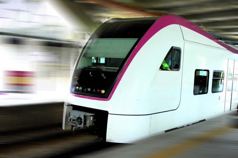 Train KLIA Express à Kuala Lumpur au départ de l'aéroport international