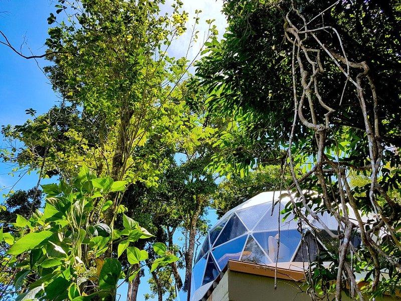 Hotel insolite Chira Glamping Hébergement à Monteverde au Costa Rica