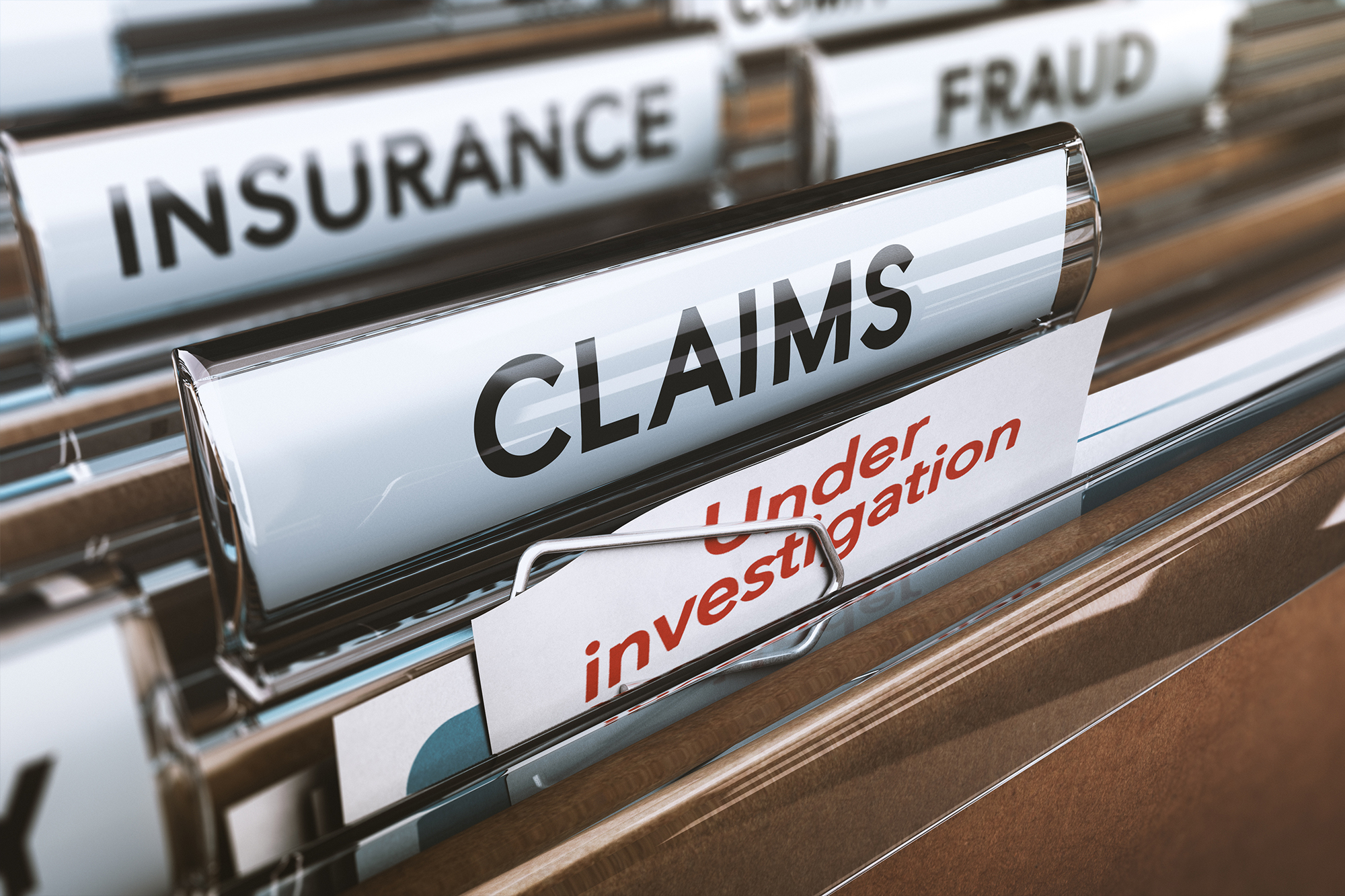 Insurance claims fraud, waste, and abuse are significant issues worldwide