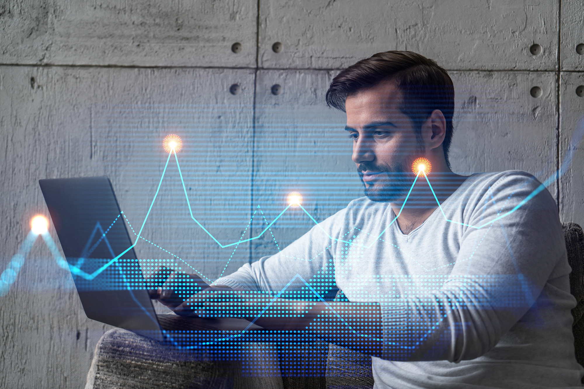 Behavioral analytics is a term used in marketing to describe the analysis of consumer behavior patterns that informs how to market or deliver an action in a way that increases the odds of adoption.