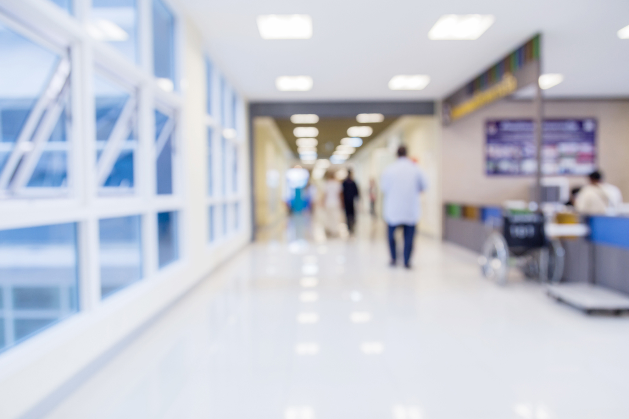 A hospital readmission occurs when a patient who has been discharged from a hospital is admitted again within a specific time interval.
