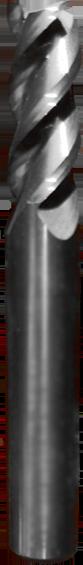 A CNC Drill bit appears