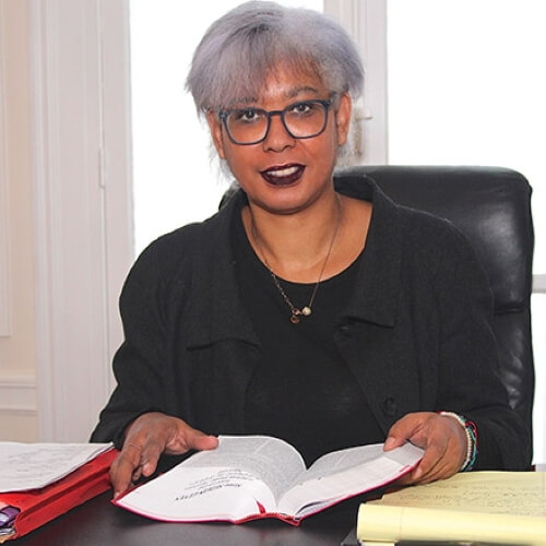 Maître N'Diaye spécialisée en droit du travail