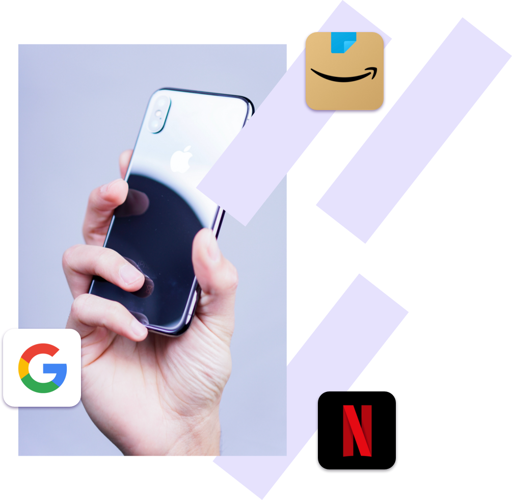 Collect iOS and Android data through Retro technology