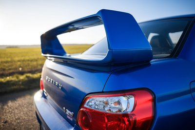 What Are Car Wings and Spoilers?