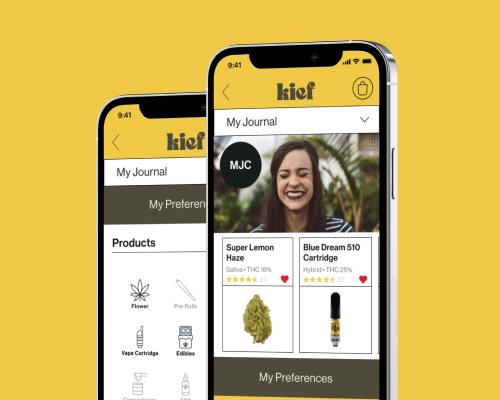 Kief Mobile App