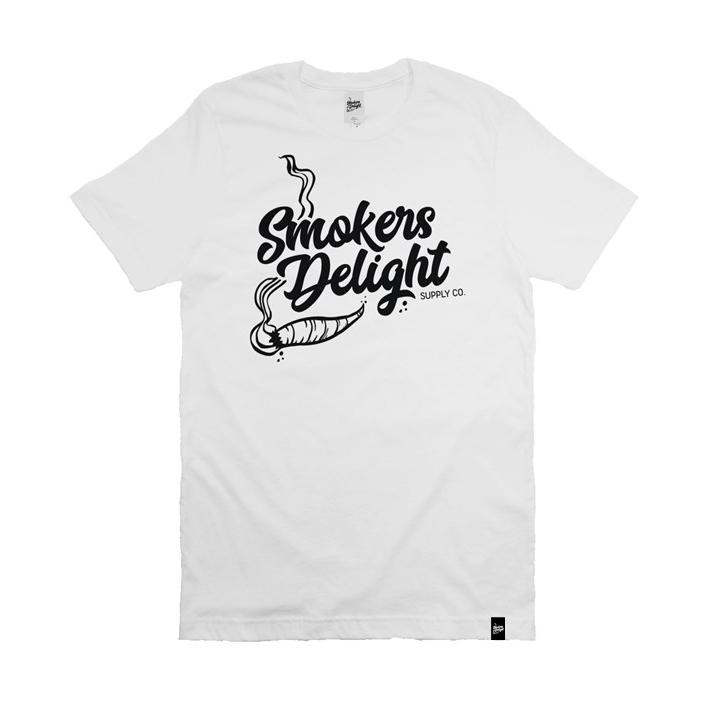 Smokers Delight Logo T-shirt