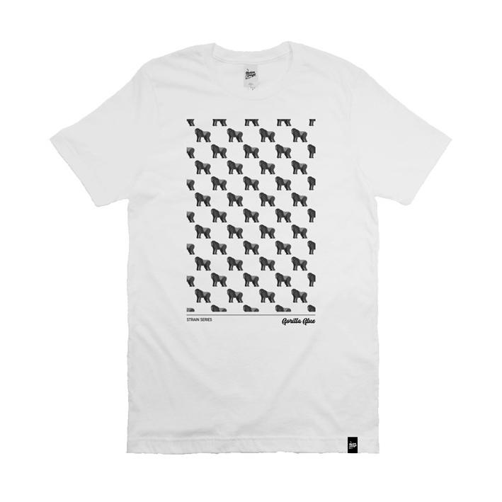 Strain Series Gorilla Glue T-shirt