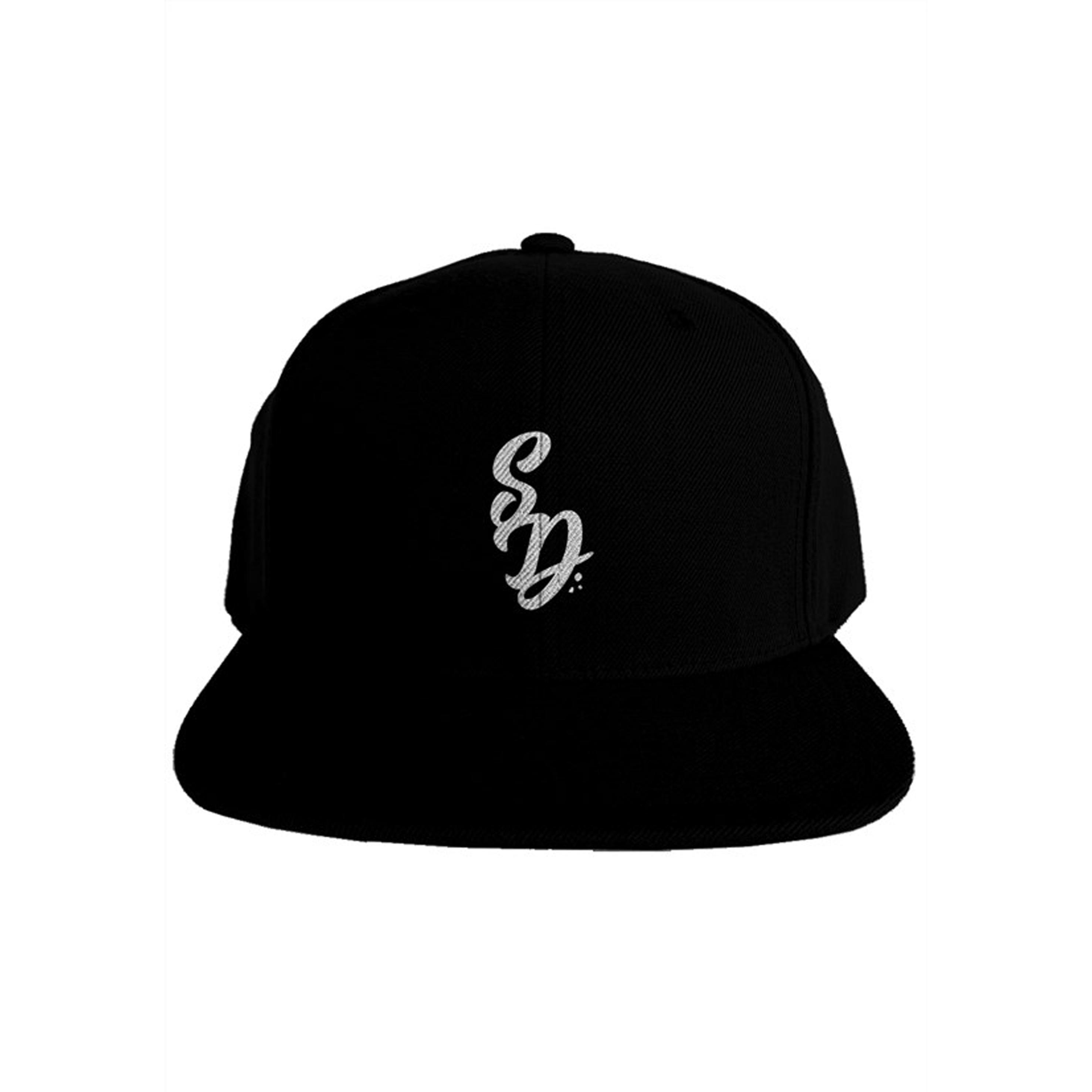 SD team embroidered snapback