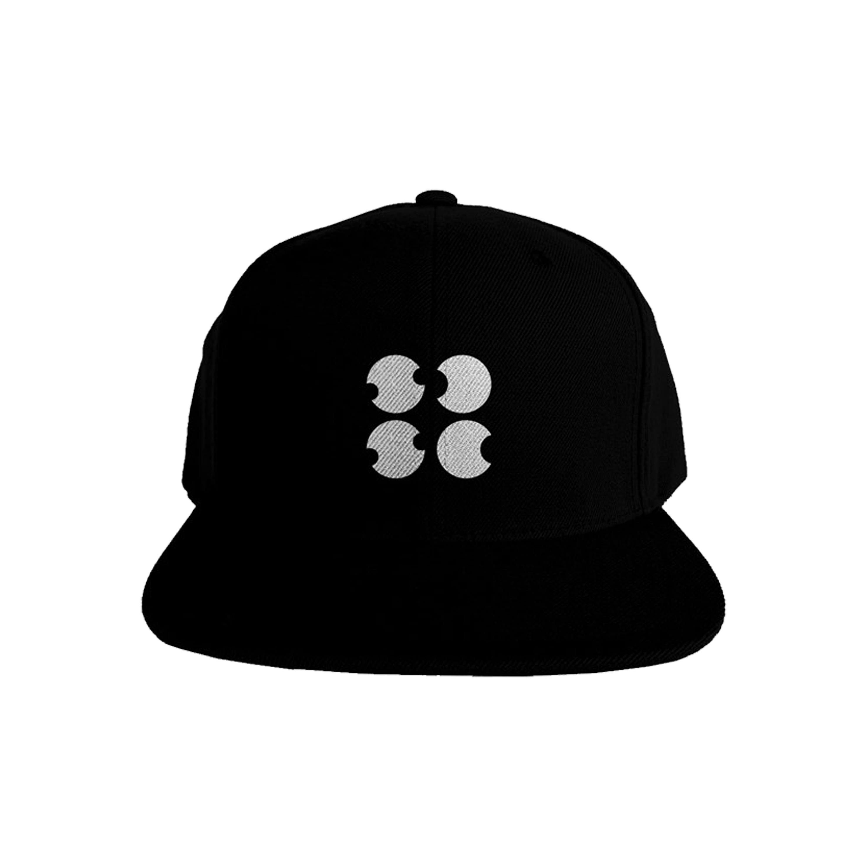Extract Logo Embroidered Snapback