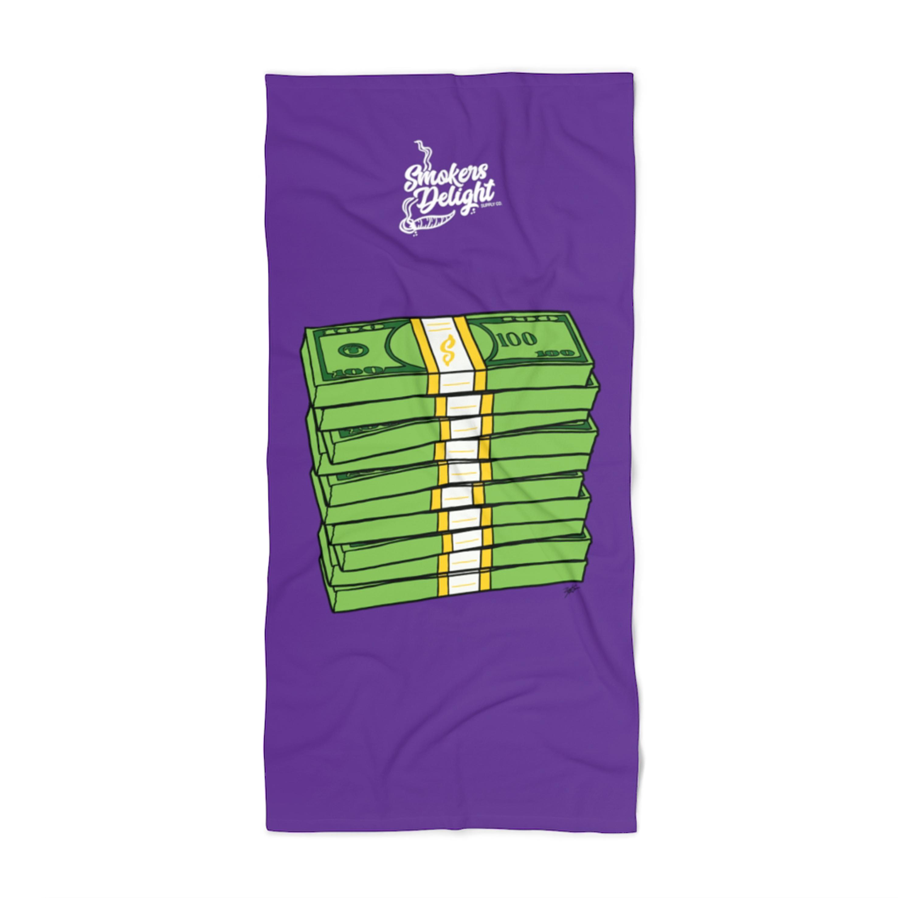 Stacks Beach Towel