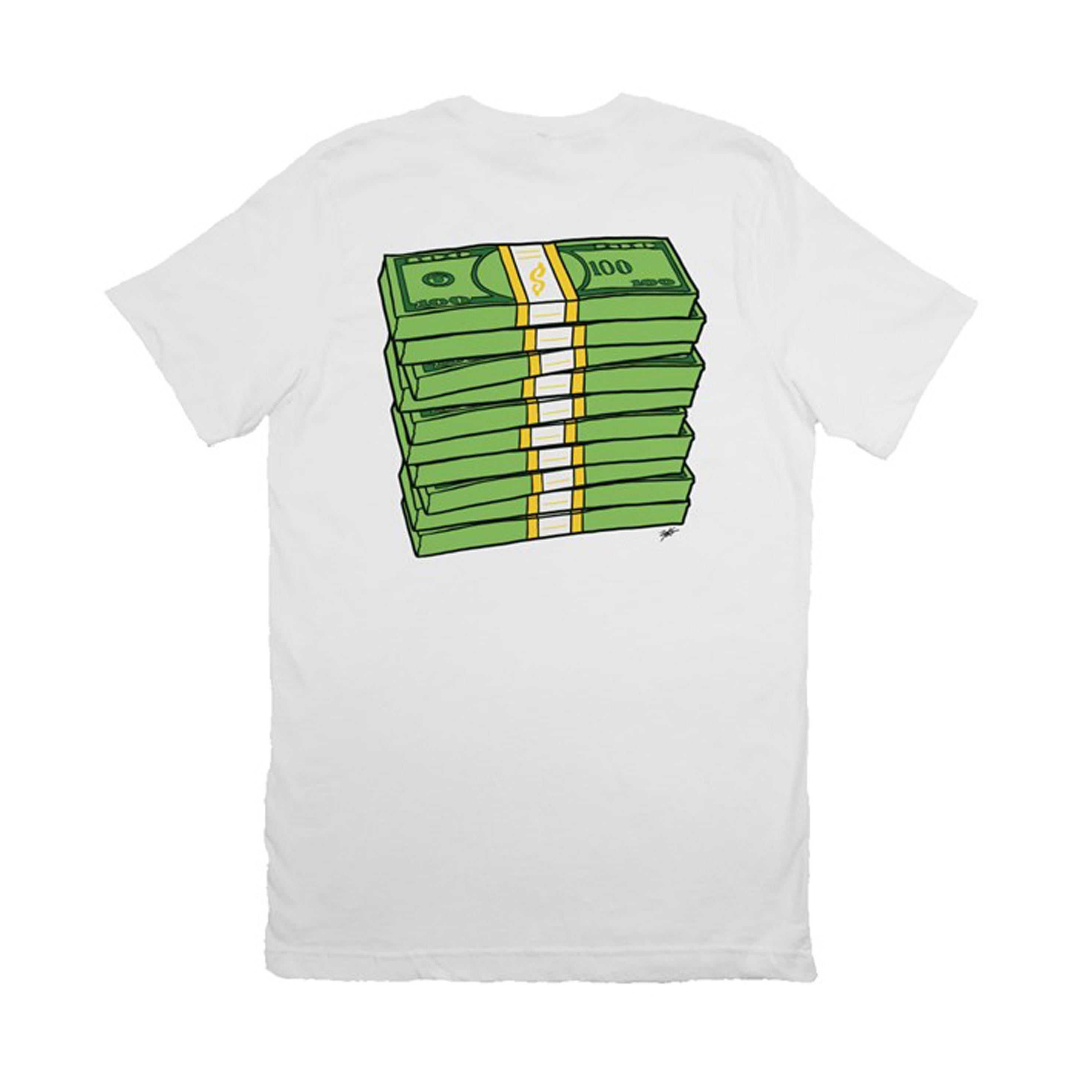 Stacks T-Shirt back