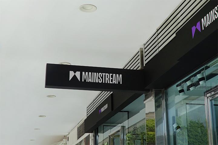 MainStream Signage image