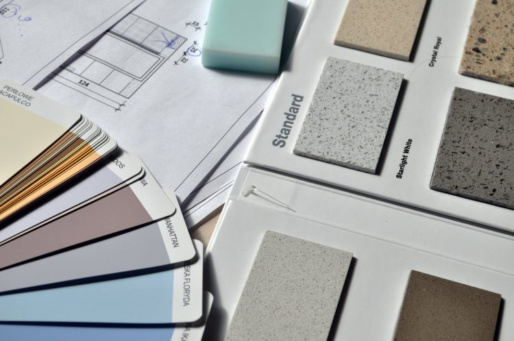 Colours and finishes for new fit out after commercial lease incentive is negotiated