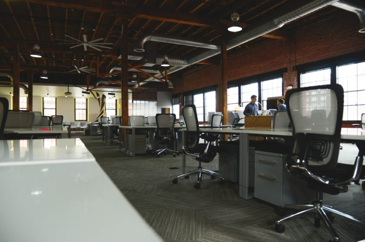 Image of an office at the end of their lease | Make Good Provision Article