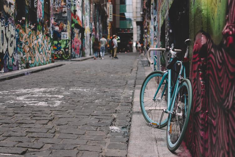 Image of a Melbourne laneway | Melbourne spotlight article